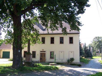 Pfarrhaus Kistritz