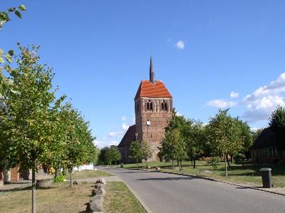 Kirche in Uenze