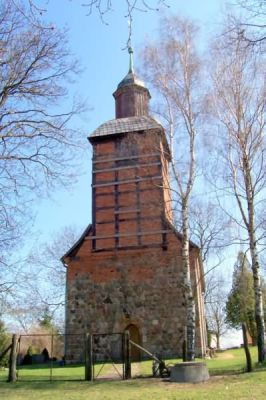 Kirche in Trampe