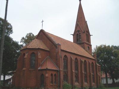 Kirche in Bückwitz