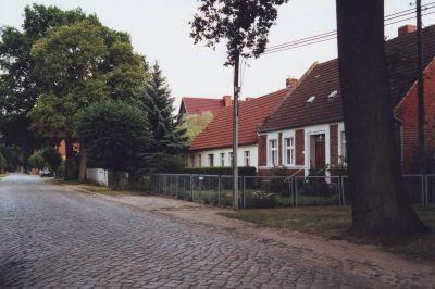 Kyritzer Straße in Sechzehneichen