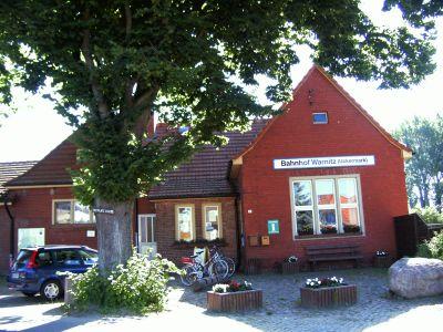 Bahnhof Warnitz