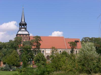 Kirche in Schmölln