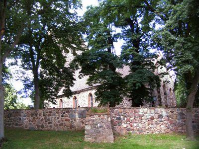 Kirche in Falkenwalde