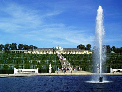 Foto von: Schloss Sanssouci