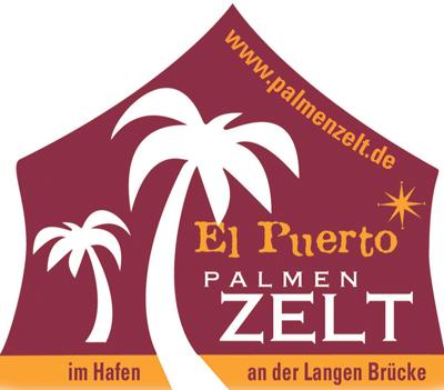 Logo von Palmenzelt