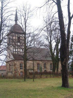 Kirche im Ortsteil Wildenau