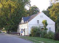 idyllisch gelegene Bekemühle im Ortsteil Dannenwalde