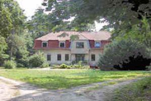 ehemaliges Kinderheim im Gemeindeteil Bärensprung