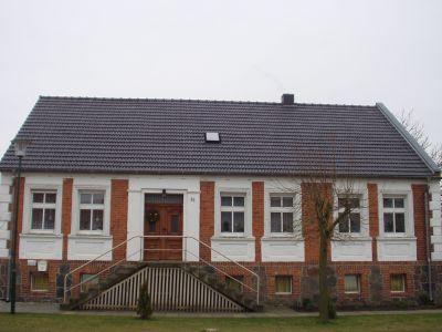 restauriertes Bauernhaus in Wutike