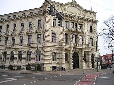 Potsdam Landgericht