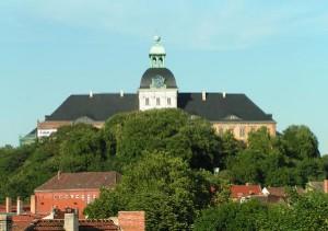 Schloss Neu-Augustusburg mit Schlosskirche