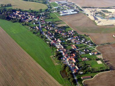 Luftaufnahme Ortsteil Altenau