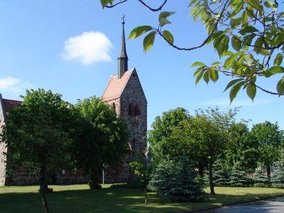 Kirche in Bendelin