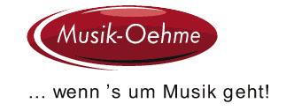 Logo von Musik-Oehme