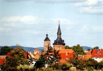 Georgii-Kirche und Martini-Kirche