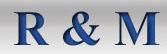 Logo von R & M, Rita Mantau