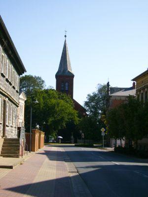 Evangelische Kirche St. Abdo und Sennes