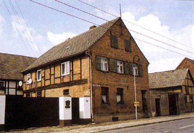 Geburtshaus von Wilhelm Bode