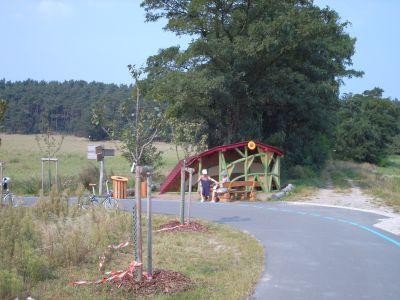 Skate-Strecke