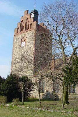 Kirche in Schönermark