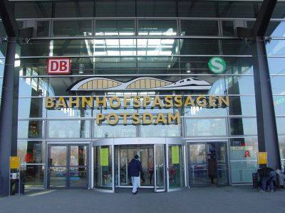 Logo von Bahnhofspassagen Journal