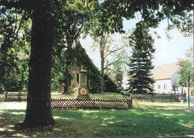 Denkmal der Gefallenen im 1. und 2. Weltkrieg