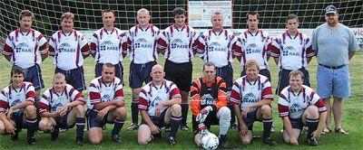 Mannschaft, Stand 2004/2005