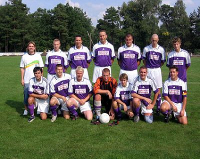 Mannschaft, Stand 2005/2006