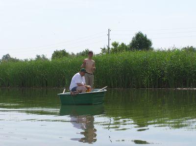 Hegefischen in Bückwitz