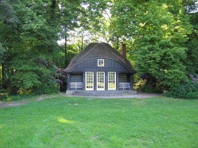 Teehaus im Ahlsdorfer Park