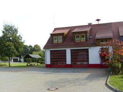Feuerwehrgerätehaus Rottleberode