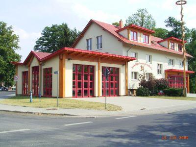 neues Feuerwehrgebäude