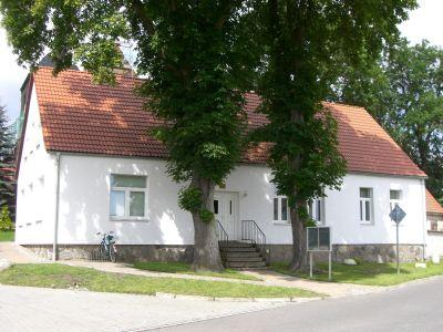 Das Gemeindehaus Golm
