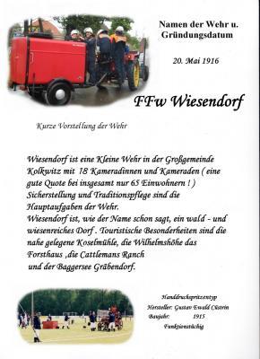 FFw Wiesendorf