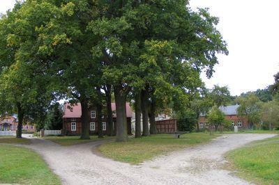 Dorfplatz Kleeste