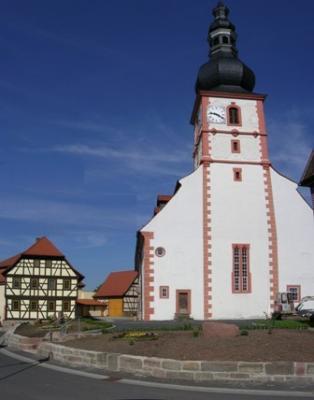 Dom der Rhön, Alte Schule mit Heimatstube