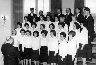 Auftritt unter Karl Frank 1966