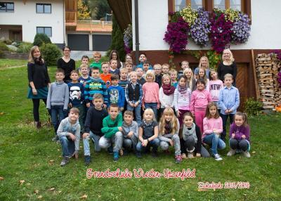 Grundschule 2015/2016
