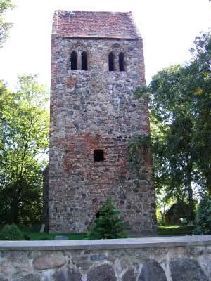 Kirche Ringenwalde - Foto: Katrin Suhr