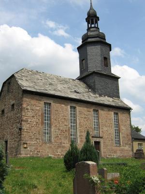 Kirche von Gernewitz