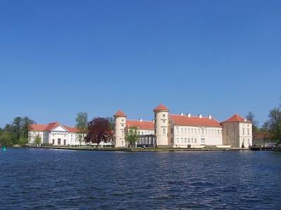 Schloss und Schlosstheater Rheinsberg (Foto: J. Beeskow)