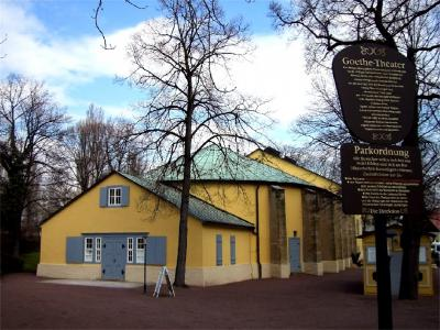 Goethe-Theater in Bad Lauchstädt