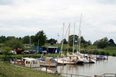 Sportboothafen Seester