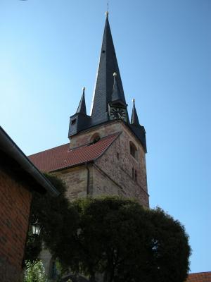 """Kirche """"Zum heiligen Kreuz"""" Bettenhausen"""