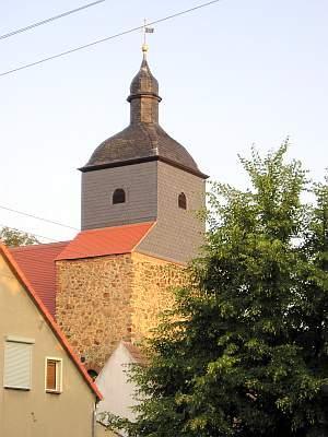 Kirche Rohrbeck Außenansicht