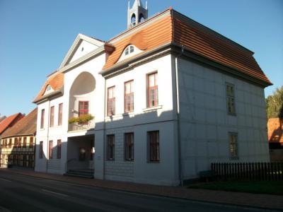 Rathaus in 19399 Goldberg, Lange Straße 67