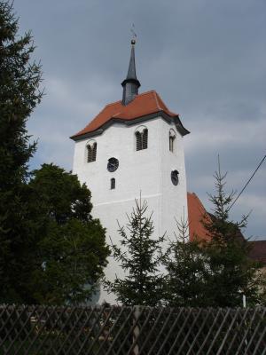 Kirche in Martinskirchen