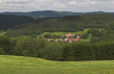 W'brunn Ortsteil Grün