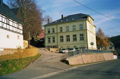 Haupthaus der Grünen Schule grenzenlos